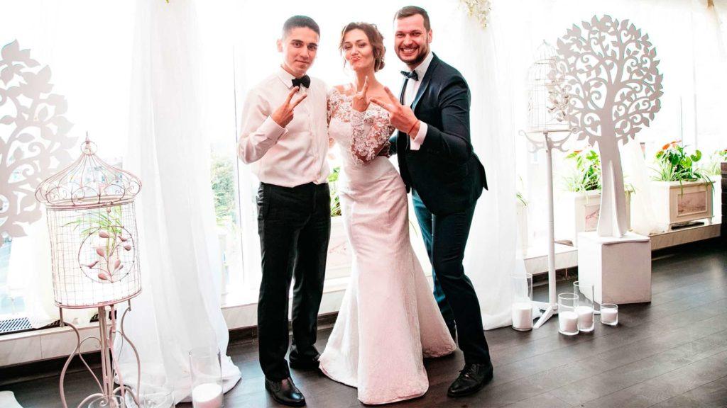 Как выбрать свадебного ведущего в Харькове
