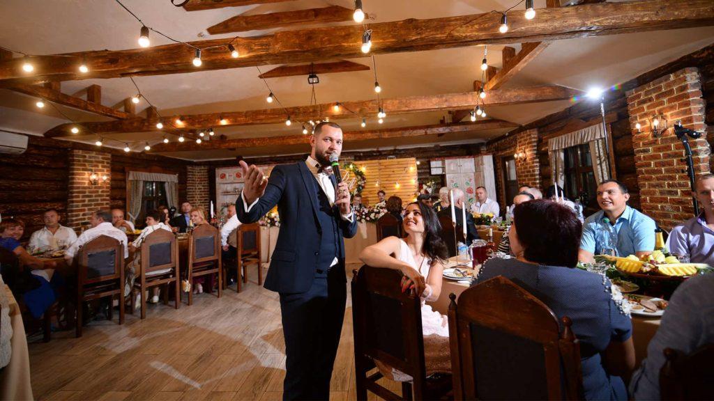 Ведущий и организатор на свадьбу в Харькове
